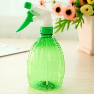 糖果色喷壶 手雷喷水壶 手压式浇花壶 喷水瓶 500ml  绿色 200个/箱