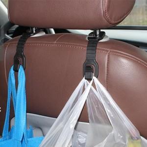 车用多功能椅背挂钩 汽车座椅挂钩 挂物钩 2支装