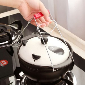优质全不锈钢多功能厨房夹碗器创意防烫防滑取碗夹 500个/箱
