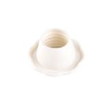 下水管防臭密封圈 硅胶 卫生间下水道地漏密封圈 梅花白色 600个/箱