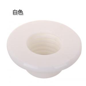 下水管防臭密封圈 硅胶 卫生间下水道地漏密封圈 圆形白色 600个/箱
