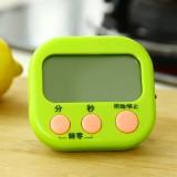 大屏厨房定时器 提醒器 正倒计时闹钟 电子数显大屏 HX103 绿色
