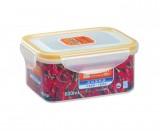 30年老品牌振兴 方形密封保鲜盒(600ml)BX6129