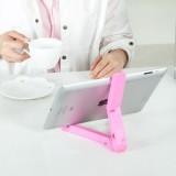 多功能创意通用手机懒人支架 平板电脑支架  粉色