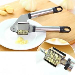 厨房不锈钢压蒜器 加厚捣蒜器手动夹挤蒜蓉压蒜泥 240个/箱