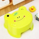 儿童凳子婴儿宝宝动物卡通造型加厚塑料换鞋凳小板凳 青蛙