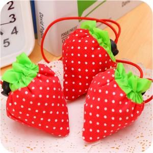 草莓购物袋/草莓袋(颜色随机)