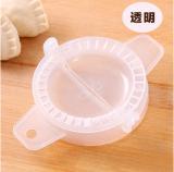 厨房包饺子器手动捏水饺工具饺子夹模具 透明 800个/件