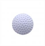 加厚静音门后墙面防撞垫高尔夫球造型橡胶防碰垫   紫色