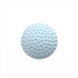 加厚静音门后墙面防撞垫高尔夫球造型橡胶防碰垫   蓝色