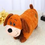 新款电热水袋 防爆卡通充电暖手宝 拜年系列  橙色狗