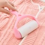 粘毛器滚筒可撕式粘尘纸沾毛除毛刷【1纸芯+1手柄】100个/箱