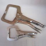 厂价销售活动头C型大力钳 大力钳 钳子 夹钳