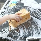 大号高密度清洗擦车打沫加厚魔术海绵汽车去污泥擦 100个/箱