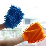 单面雪尼尔擦车布洗车手套清洁巾百洁布抹布