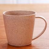 小麦秸秆儿童情侣刷牙漱口杯子学生牛奶咖啡杯 北欧米 168个/箱