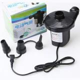 文博盒装 真空压缩袋电动抽气泵 抽气充气两用泵(黑色)45个/箱