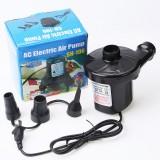 196盒装 真空压缩袋电动抽气泵 抽气充气两用泵(黑色) 45个/箱