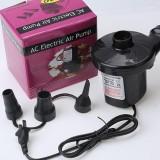 TOTO盒装 真空压缩袋电动抽气泵 抽气充气两用泵(黑色)45个/箱