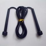笔杆小手柄橡胶跳绳 外贸订单塑料小跳绳 快速跳绳