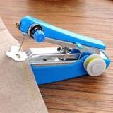 便携式迷你小型手持缝纫机袖珍手工手动微型裁缝机 蓝色 200个/箱