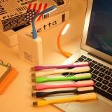 USB灯小米同款LED随身灯节能护眼笔记本小台灯小夜灯 混色 100个/袋
