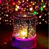 LED浪漫星空投影灯投影仪机满天星夜 星空伊人