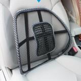 汽车腰靠 夏季汽车靠垫 按摩垫 清凉腰垫