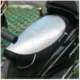 电动车防晒坐垫反光垫隔热片防晒片隔热遮阳坐垫 气泡款