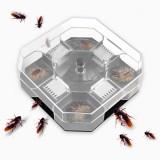 蟑螂捕捉器诱捕器灭蟑螂器 蟑螂屋