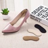 布面海绵防磨脚不跟脚鞋磨脚高跟鞋贴脚后跟帖