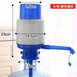 手压式桶装水饮水器纯净水桶饮水机抽水泵吸水器 大号