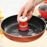 加液液压洗锅碗刷  去污清洁刷刷锅碗器(可拆换)420个/箱
