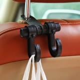 特惠 多功能汽车用座椅椅背挂钩/双挂钩(opp袋装)400个/箱