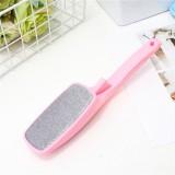 防静电干洗刷除毛刷衣物清洁刷-粉色