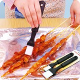 烘焙工具烧烤刷油刷 长柄优质塑料耐高温料理刷子2只 288个/箱