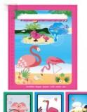 卡通儿童画板趣味水画册水画板写字板涂鸦板 女孩和矮人