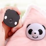 自带解锁功能床单被子固定器  防跑扣四角防滑器 8个装黑白熊猫