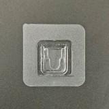 特惠款免打孔浴室置物架贴片无痕贴壁挂式墙贴配件 6*6