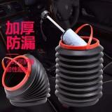 汽车折叠车载多功能伸缩水桶创意折叠收纳桶家用垃圾桶